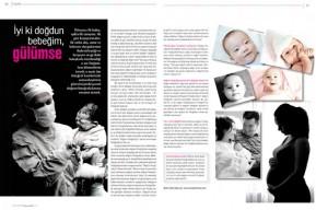 Farmaskop dergisi Aralık 2011 sayısı içinde yayınlanan Sema Korkmaz röportajı