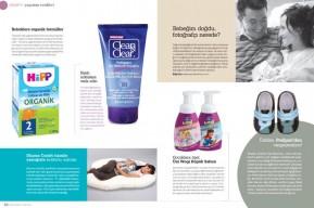 Doğum Fotoğrafçısı Sema Korkmaz'a, 'Herkese Sağlık' Dergisinin Kasım 2011 sayısında yer verildi.