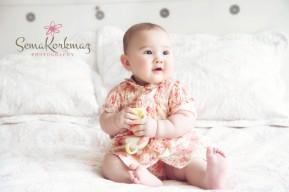 Doğum ve Bebek fotoğrafçısı Sema Korkmaz - Eliz Miyu bebek fotoğrafları