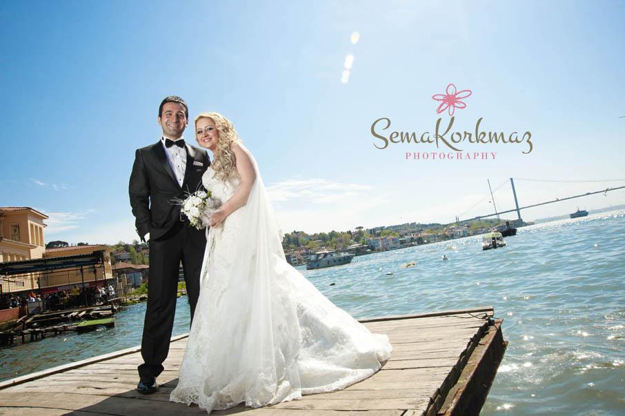 düğün ve evlilik fotoğrafları - songül ve onur. fotoğrafçı: sema korkmaz