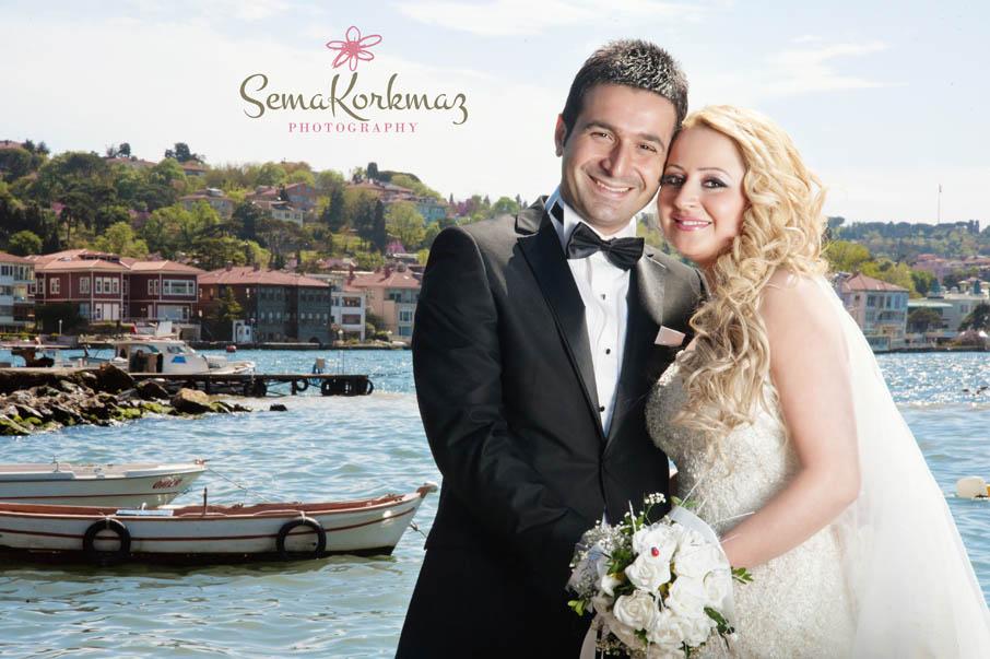 düğün ve evlilik fotoğrafçısı sema korkmaz - songül ve onur
