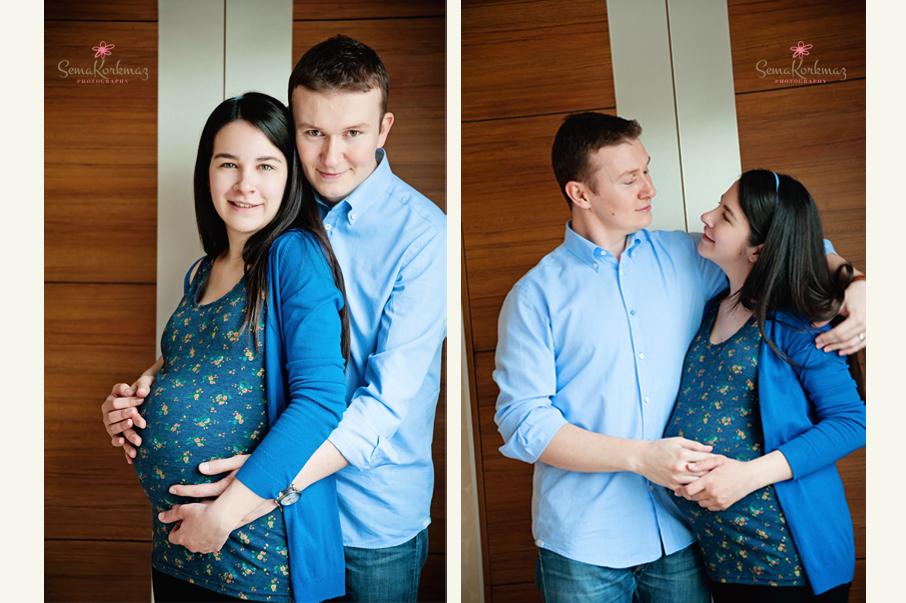 Rüzgar Bebek Doğum Fotoğrafları