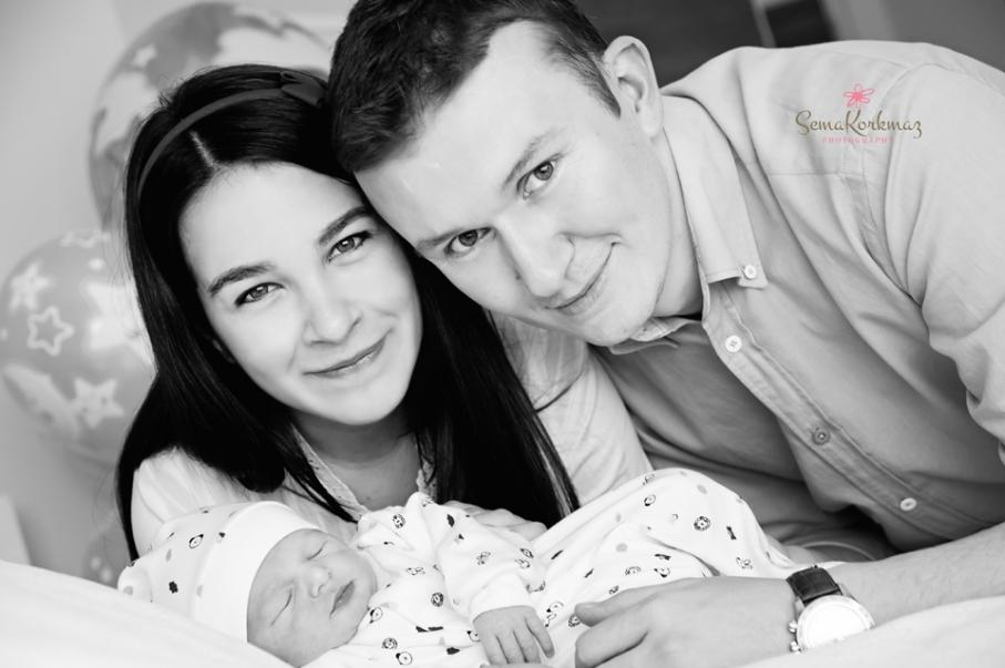 Rüzgar Bebek ve ailesi