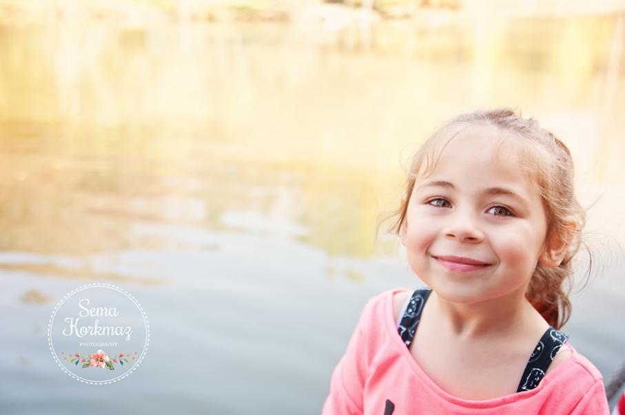 Sema Korkmaz: Çocuk Fotoğrafçısı, Child photographer