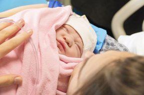 Bahar Heydarlı için hazırlanan doğum videosu diğer adıyla kısa doğum filmi.
