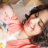 Altunizade Acıbadem Hastanesi - Okan bebiş ve annesi