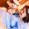 Altunizade Acıbadem Hastanesi'nde doğum öncesi fotograf cekimleri