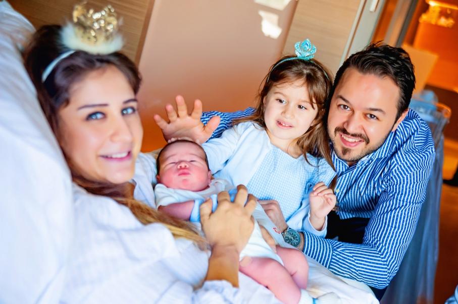 Sema Korkmaz - altunizade acibadem doğum fotoğrafları 16