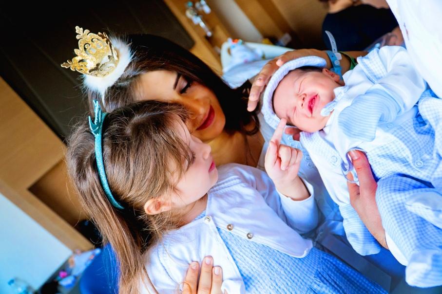 Sema Korkmaz - altunizade acibadem doğum fotoğrafları 29