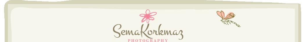 Doğum Fotoğrafçısı | Bebek Fotoğrafçısı | Düğün Fotoğrafçısı – Sema Korkmaz logo